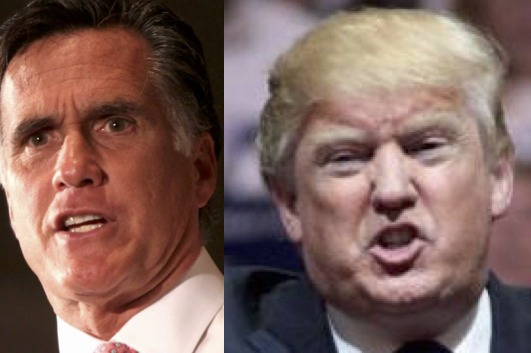The real reason Mitt Romney is playing this trial the way he's playing it