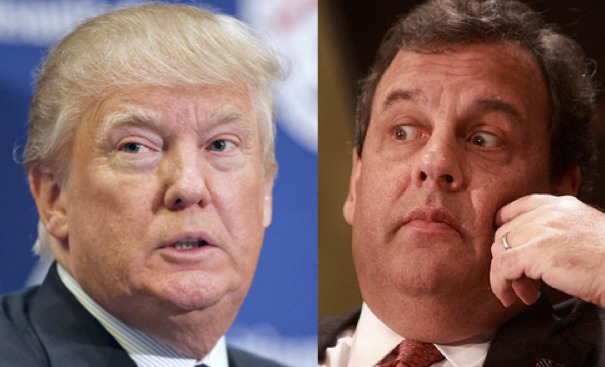 When you've lost Chris Christie…