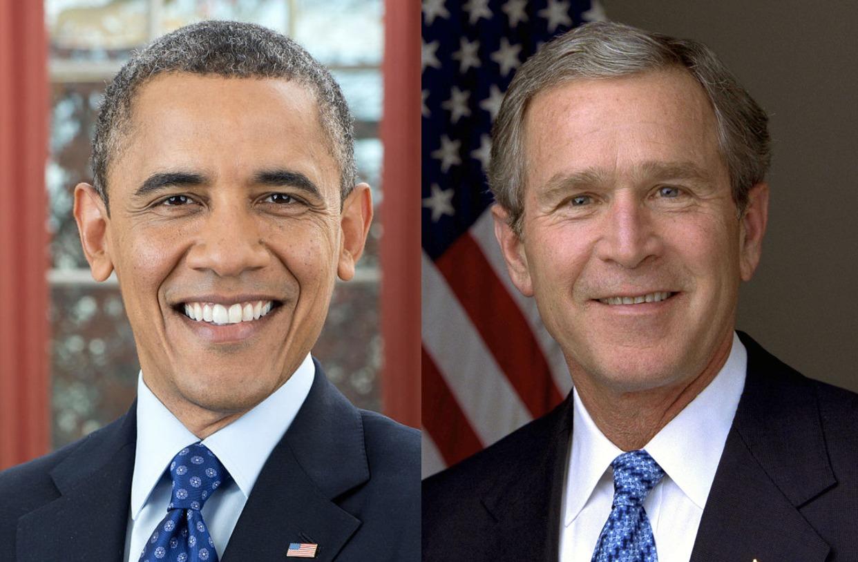 Obama George