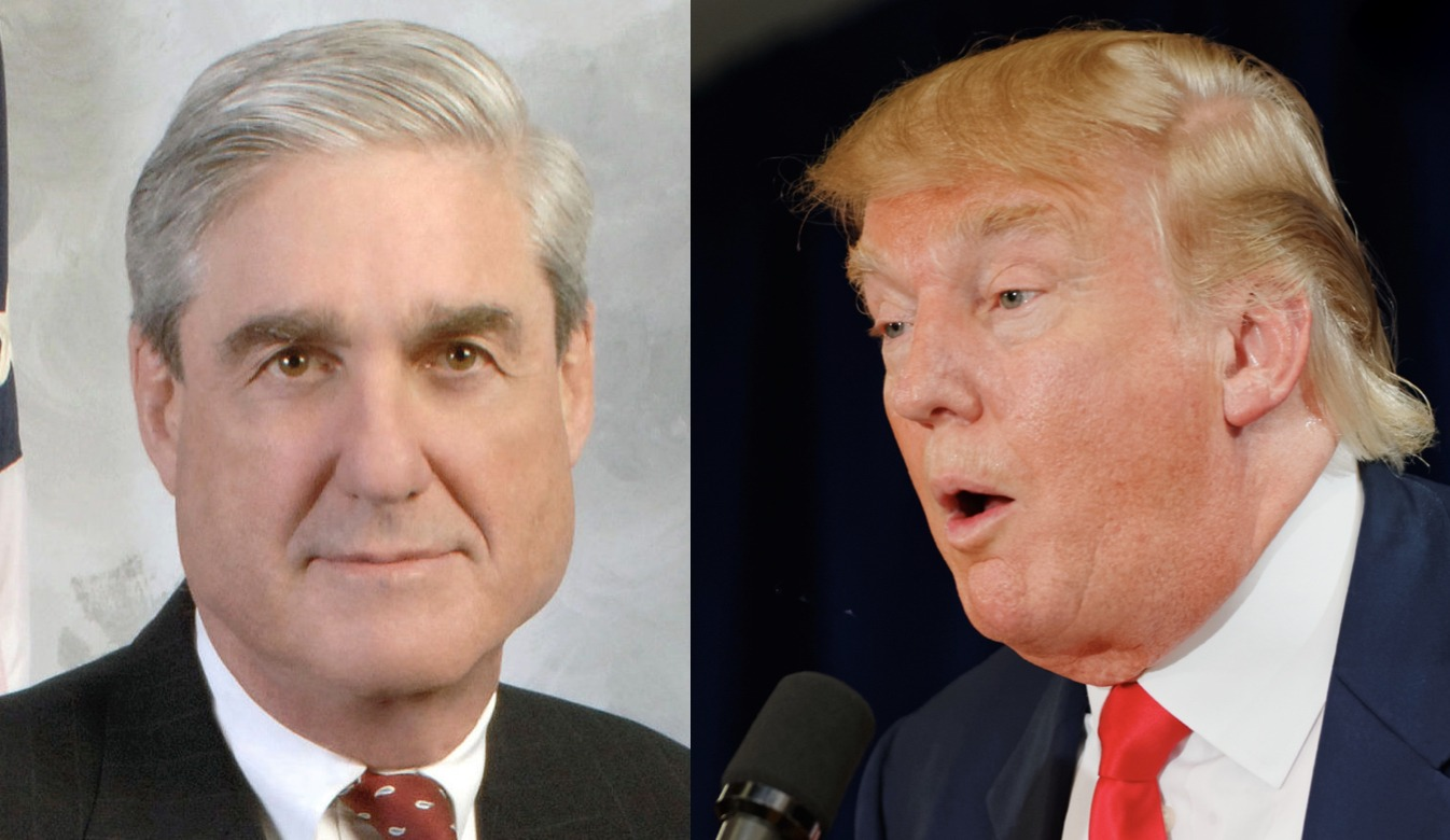"""Senate Judiciary Chair meets with Robert Mueller, says """"everything's on the table"""" in Donald Trump probe"""