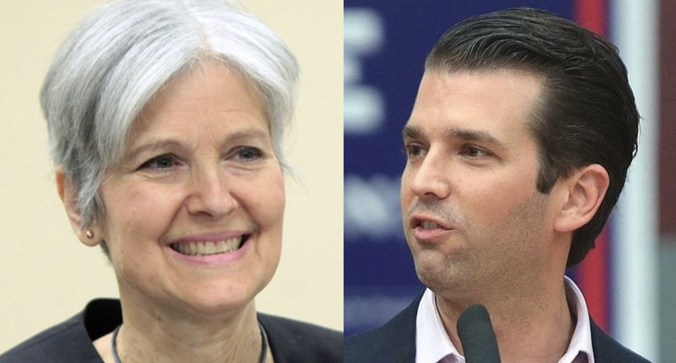 Jill Stein has Trump-like meltdown after Senate demands to see her communications with Donald Trump Jr.