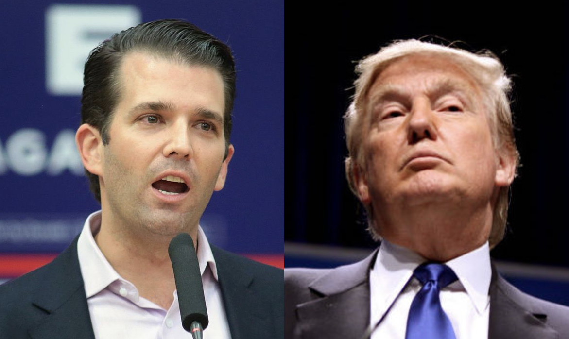 Donald Trump, Donald Trump Jr, and Jared Kushner are all now completely screwed