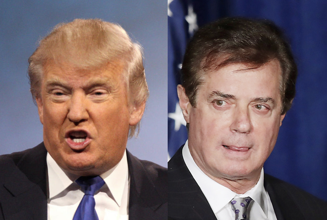 Paul Manafort May Be Facing Murder Charges In Trump Russia Scandal Palmer Report