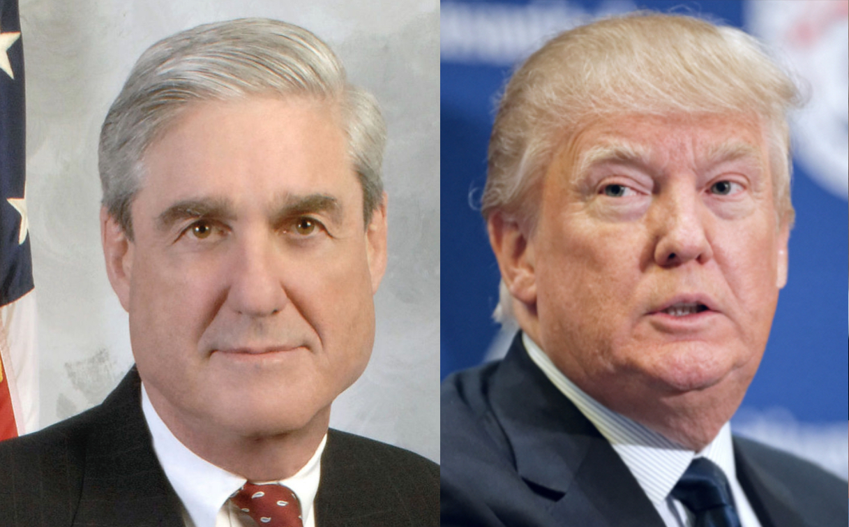 Robert Mueller just destroyed Donald Trump's presidency by indicting the Russians for rigging the election