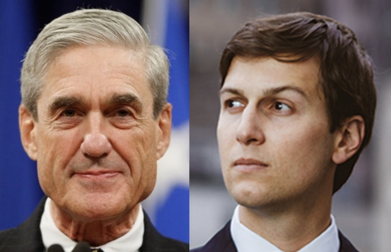 The real reason Robert Mueller hasn't arrested Jared ...