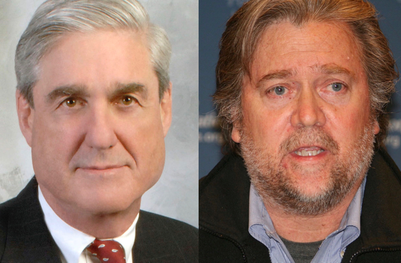 Robert Mueller reveals that Steve Bannon, Reince Priebus and Don McGahn have all flipped on Trump