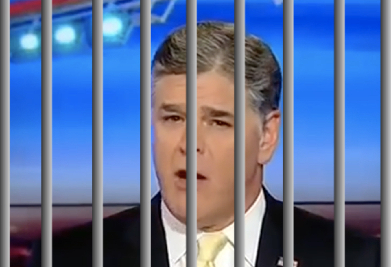 Reddit Legal Advice >> Sean Hannity just went berserk on-air about Trump-Russia, and probably sent himself to prison in ...