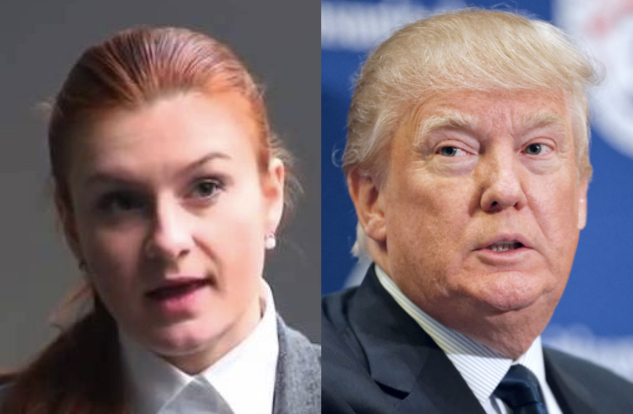 Maria Butina's lenient Trump-Russia plea deal sentence means she gave up EVERYONE