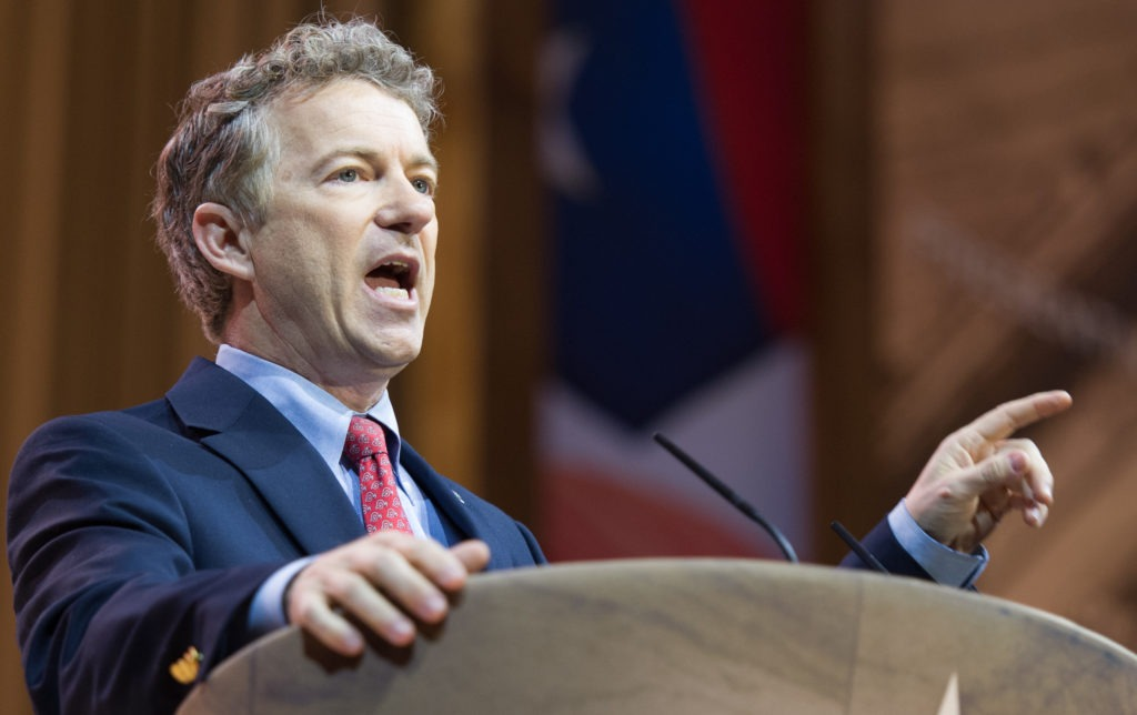 Rand Paul is even more of a Russian puppet than we thought