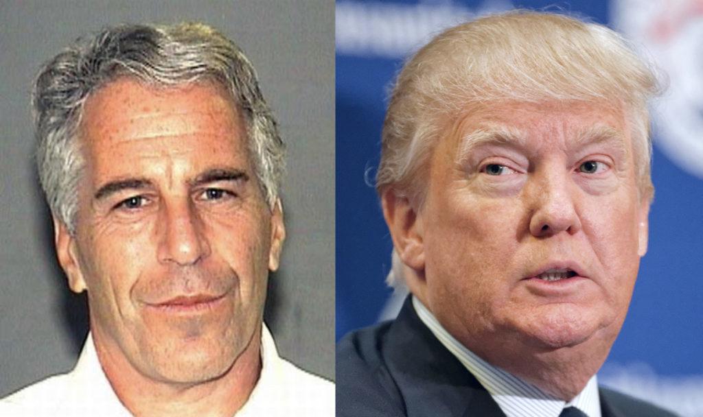 Jeffrey Epstein's death is Donald Trump's worst nightmare