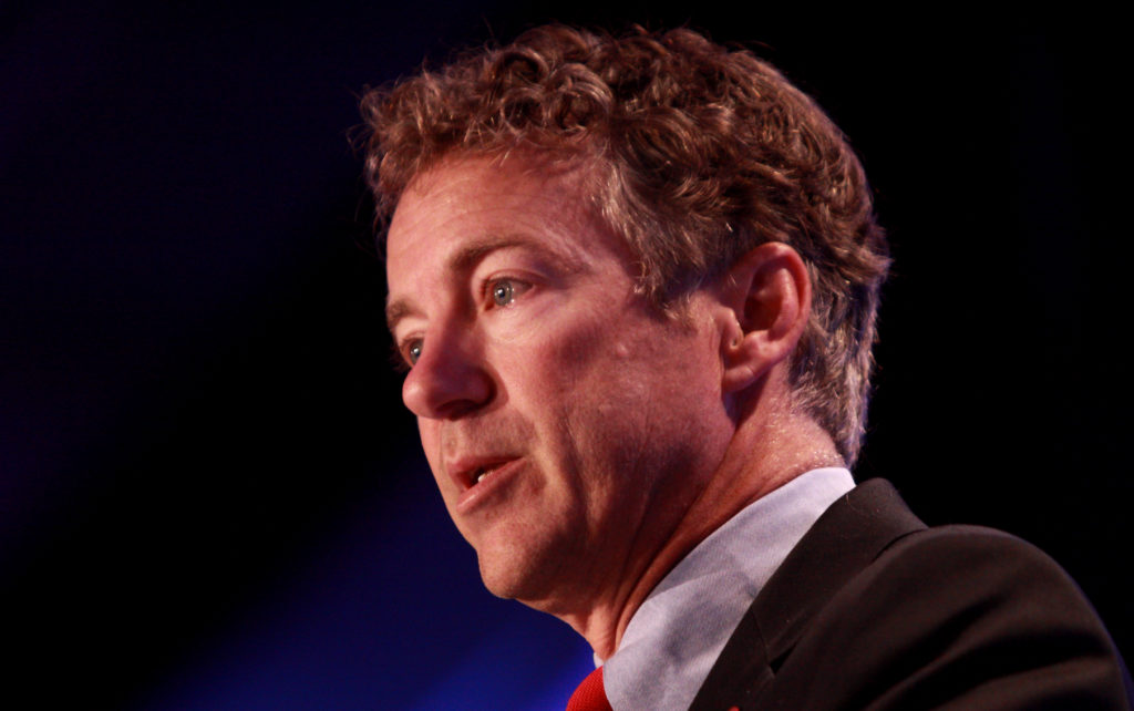 What happened to Rand Paul?